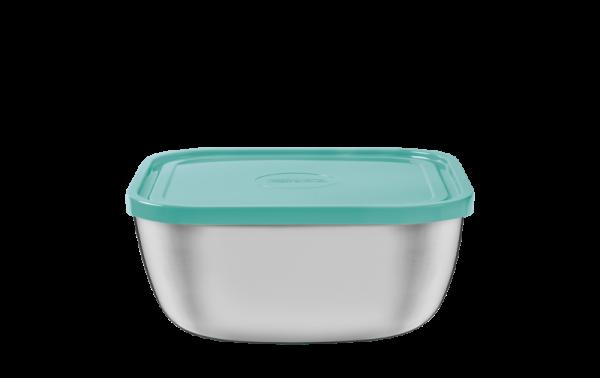 FREEZINOX Frischhaltedose mit Deckel, 16 cm