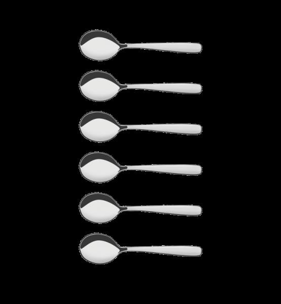ESSENTIALS Suppenlöffel-Set, 6-teilig