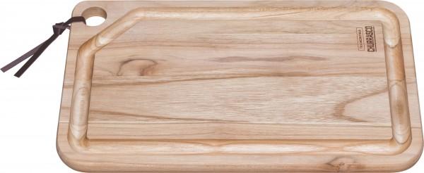 CHURRASCO Schneidbrett, 40 x 24 x 1,8 cm