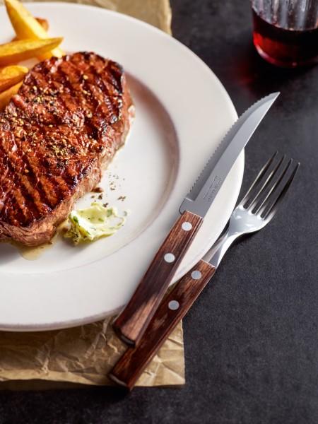 Steak-/Pizzabesteck, 12-teilig